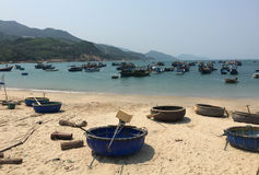 Belle mer du Vietnam Photographie stock libre de droits