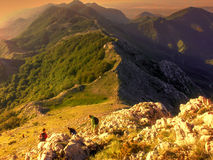 belle montagne Immagini Stock Libere da Diritti