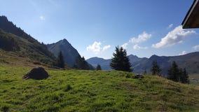 belle montagne Immagine Stock