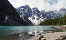 Belle Montagne Rocciose fotografie stock libere da diritti
