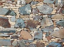 Belle mosaïque en pierre Image libre de droits