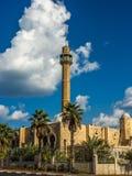 Belle mosquée à Tel Aviv - 1 Images libres de droits