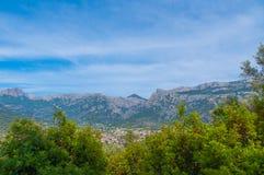 Belle nature, Majorque, Espagne Photo stock