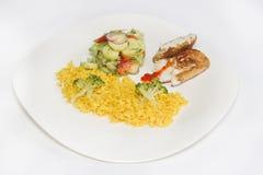Belle nourriture Images stock