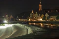 Belle nuit photo libre de droits