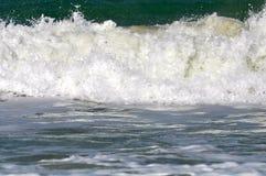 Belle onde di oceano Fotografie Stock Libere da Diritti