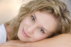 Belle peau image stock