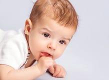 Belle petite chéri Photos libres de droits