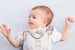 Belle petite chéri Photo libre de droits