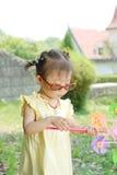 Belle petite fille Photographie stock libre de droits