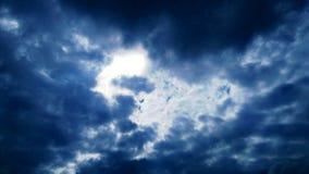 Belle photo de ciel en été Images stock