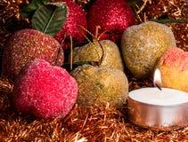 Belle photo de Noël Photos stock