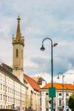 Belle photo de voyage des bâtiments historiques à Vienne Photo stock
