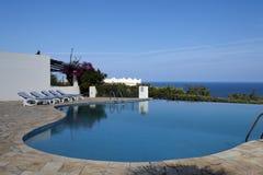 Belle piscine Image stock