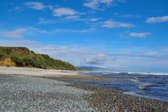 Belle plage Photo stock