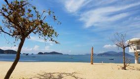 Belle plage, baie d'échec, Hong Kong photos libres de droits