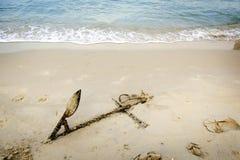 belle plage, Chonburi Thaïlande Photographie stock libre de droits