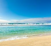 Belle plage de Gris-Gris Photographie stock