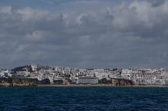 Belle plage marine Photos libres de droits