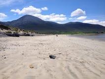 Belle plage Westport Photo libre de droits