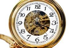 belle poche d'horloge Photographie stock libre de droits