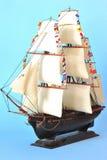 Belle Poule - bateau modèle de La de voiles Photographie stock libre de droits