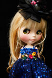 Belle poupée photo stock