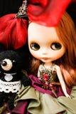 Belle poupée Photos stock