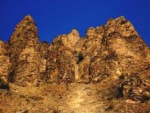 Belle rocce Fotografia Stock Libera da Diritti