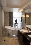 Belle salle de bains photo libre de droits