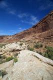 Belle scène 2 de désert Photo stock