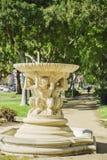 Belle scène de nature autour de Beverly Gardens Park image stock