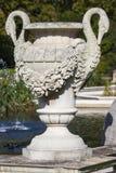 Belle sculpture dans des jardins de Kensington Photographie stock