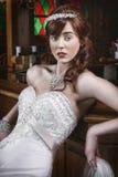Belle spose Fotografia Stock