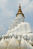 Belle statue de Bouddha Photographie stock