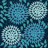 Belle texture florale Photo stock