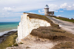 Belle Tout Lighthouse Royalty Free Stock Photography