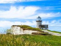 Belle Tout Lighthouse Foto de archivo libre de regalías