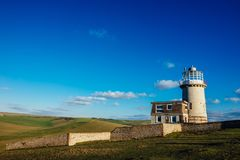 Belle Tout Lighthouse Royalty Free Stock Photo