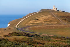 Belle Tout Lighthouse Stock Photo