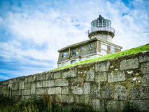 Belle Tout lighthouse Stock Image
