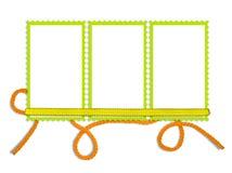 Belle trame illustration stock