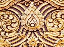 Belle trappe de temple Images stock