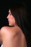 Belle verticale arrière photos libres de droits
