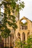 Belle vieille abbaye Image libre de droits