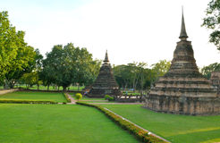 Belle vieille pagoda Photos libres de droits