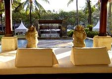 Belle villa Image libre de droits