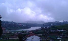 Belle ville au Sri Lanka Image libre de droits