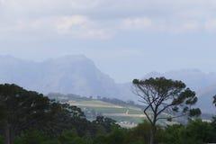 Belle viste in Africa fotografie stock