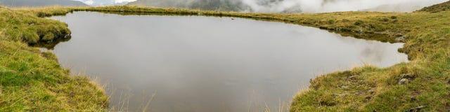 Belle viste del paesaggio della montagna immagini stock libere da diritti